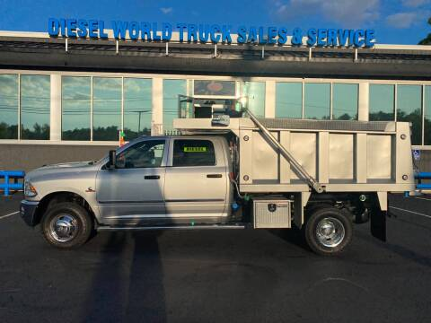 2018 RAM Ram Chassis 3500 for sale at Diesel World Truck Sales in Plaistow NH