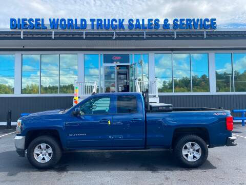 2017 Chevrolet Silverado 1500 for sale at Diesel World Truck Sales in Plaistow NH