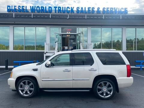 2010 Cadillac Escalade for sale at Diesel World Truck Sales in Plaistow NH
