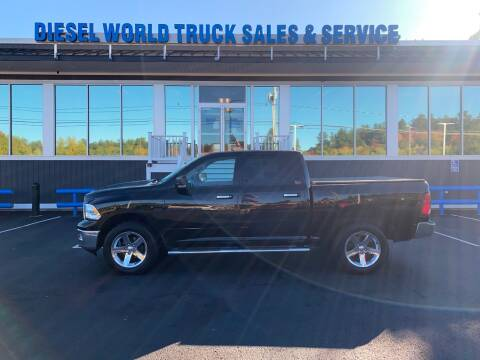 2012 RAM Ram Pickup 1500 for sale at Diesel World Truck Sales in Plaistow NH