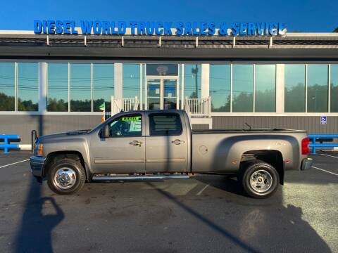 2013 Chevrolet Silverado 3500HD for sale at Diesel World Truck Sales in Plaistow NH