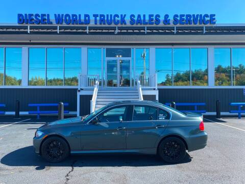 2011 BMW 3 Series for sale at Diesel World Truck Sales in Plaistow NH