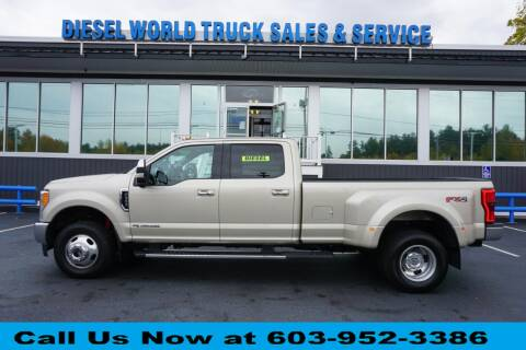 2017 Ford F-350 Super Duty for sale at Diesel World Truck Sales in Plaistow NH