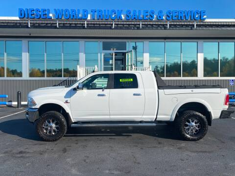 2015 RAM Ram Pickup 2500 for sale at Diesel World Truck Sales in Plaistow NH