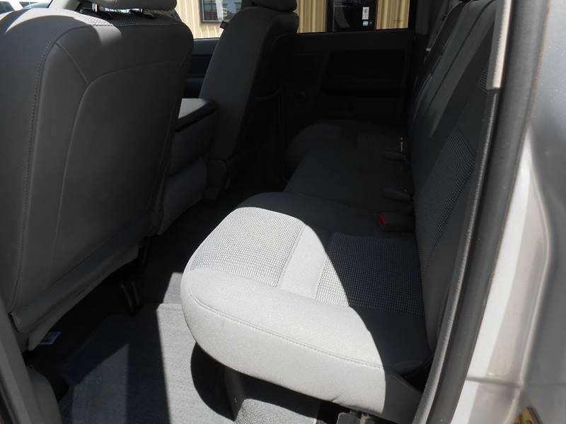 2007 Dodge Ram Pickup 1500 SLT 4dr Quad Cab SB - Austin TX
