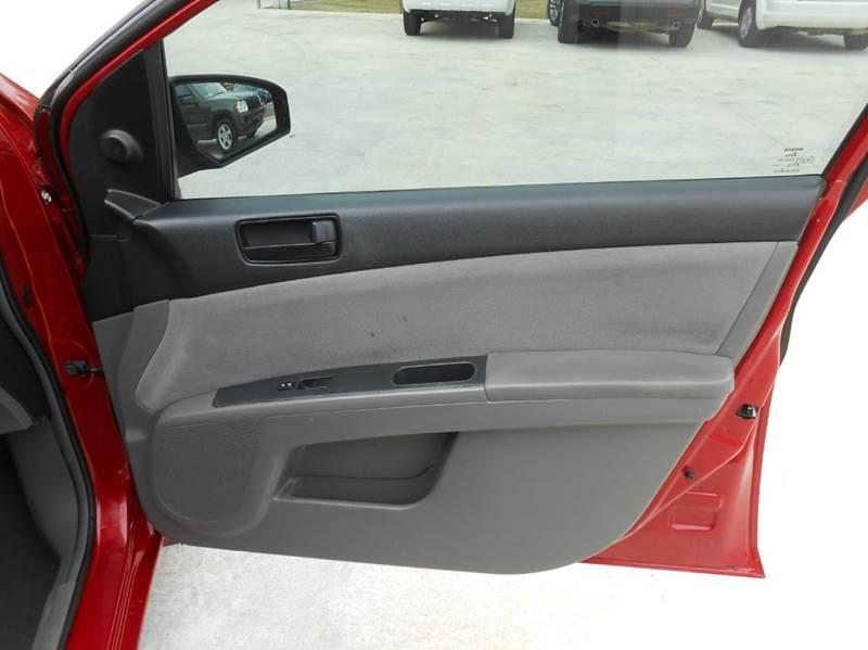 2009 Nissan Sentra 2.0 S 4dr Sedan CVT - Austin TX
