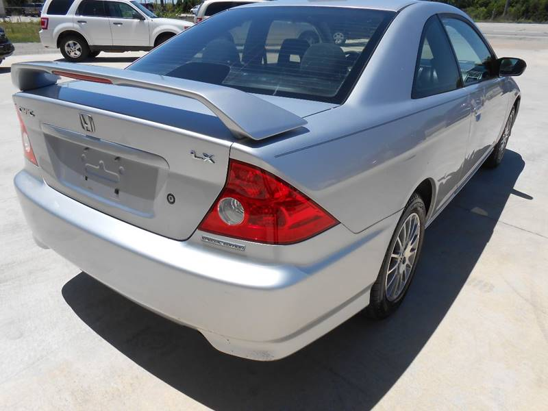 2005 Honda Civic LX Special Edition 2dr Coupe - Austin TX
