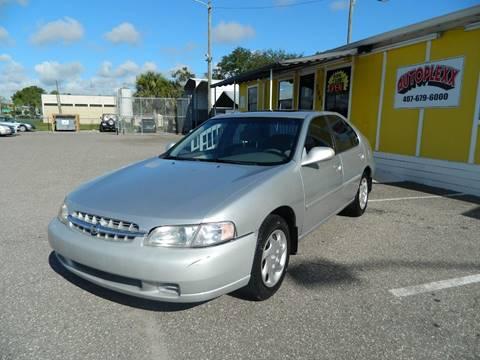 1999 Nissan Altima for sale in Orlando, FL