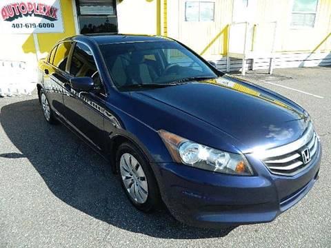 2011 Honda Accord for sale in Orlando, FL