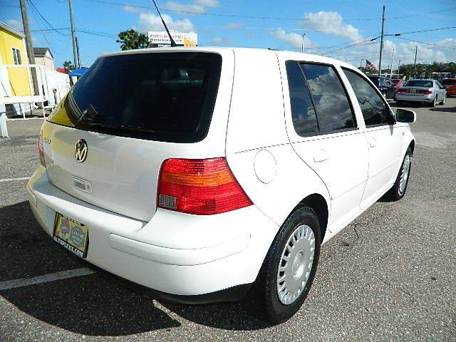 2002 Volkswagen Golf GL 4dr Hatchback In Orlando FL  AutoPlexx