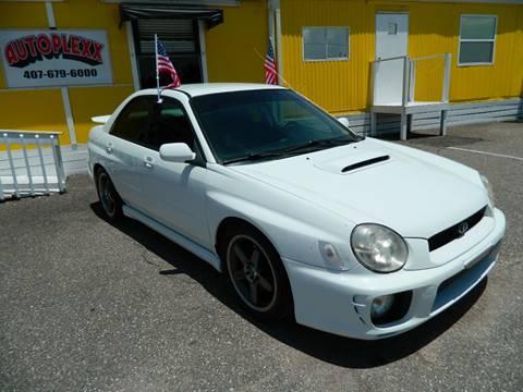 2003 Subaru Impreza for sale in Orlando, FL
