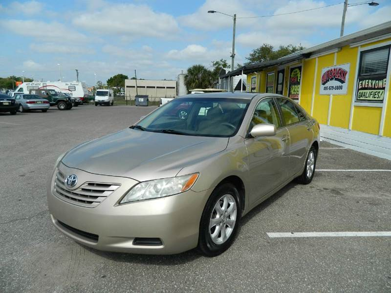 2009 toyota camry le in orlando fl autoplexx. Black Bedroom Furniture Sets. Home Design Ideas