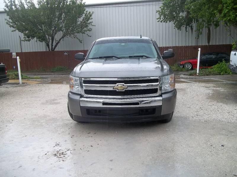 2009 Chevrolet Silverado 1500 4x2 Work Truck 2dr Regular Cab 6.5 ft. SB - Jacksonville FL