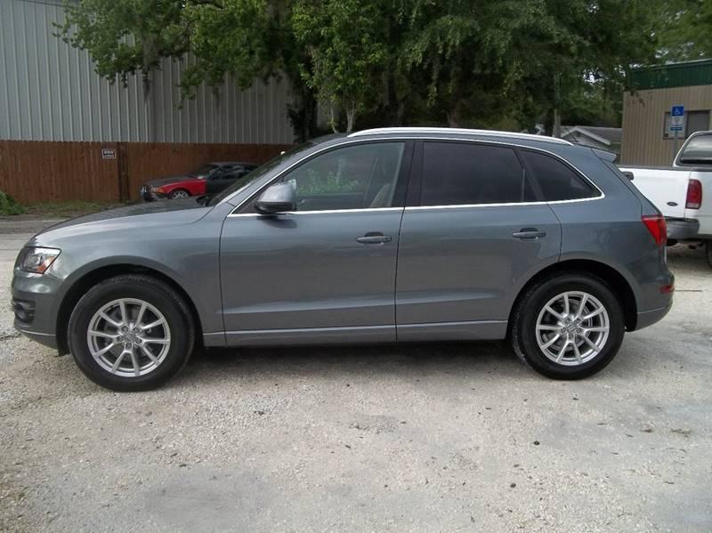 2012 Audi Q5 AWD 2.0T quattro Premium Plus 4dr SUV - Jacksonville FL