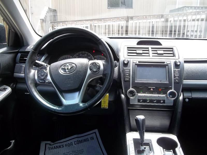 2014 Toyota Camry SE 4dr Sedan - Jacksonville FL