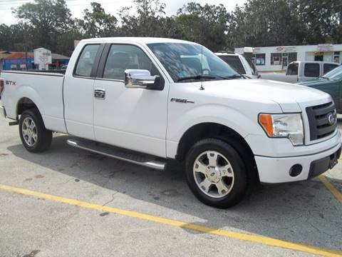 2009 Ford F-150 for sale in Jacksonville, FL