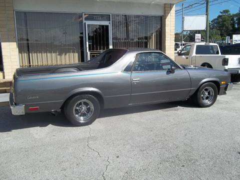 1985 GMC Caballero for sale in Jacksonville, FL