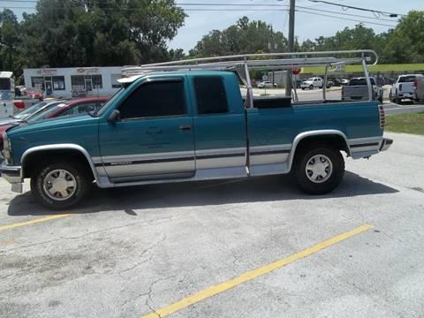 1997 GMC Sierra 1500 for sale in Jacksonville, FL