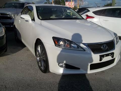 Lexus Jacksonville Fl >> 2015 Lexus Is 250c For Sale In Jacksonville Fl