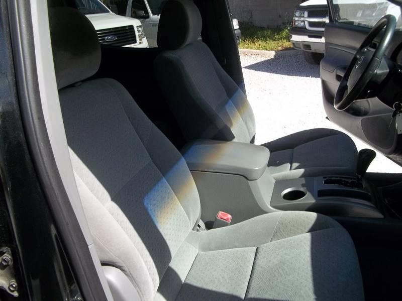 2005 Toyota Tacoma 4dr Double Cab PreRunner V6 Rwd LB - Jacksonville FL