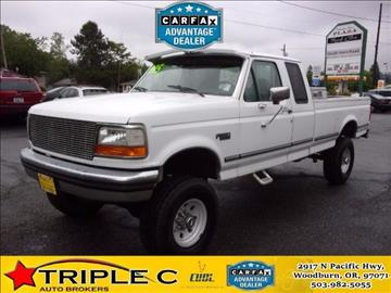 1993 Ford F-250 for sale in Washougal, WA