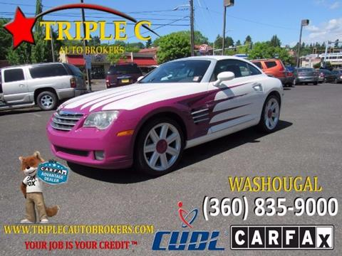 2004 Chrysler Crossfire for sale in Washougal, WA