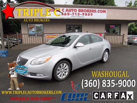 2013 Buick Regal for sale in Washougal, WA