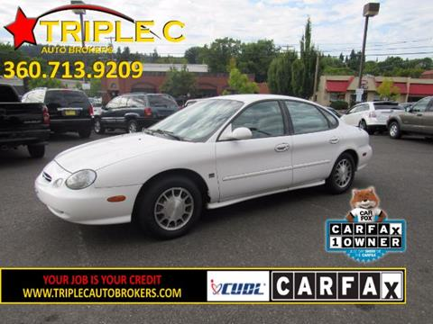 1998 Ford Taurus for sale in Camas, WA