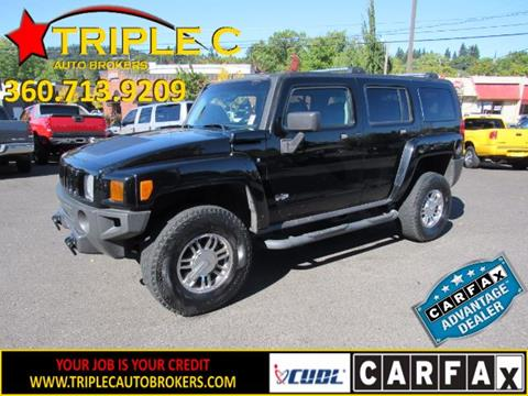 2007 HUMMER H3 for sale in Washougal, WA