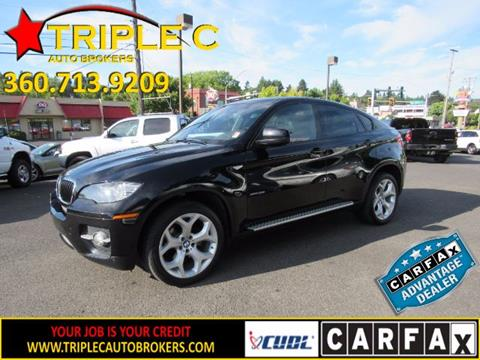 2012 BMW X6 for sale in Camas, WA