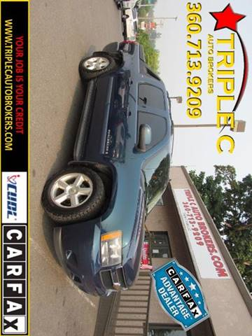 2007 Chevrolet Avalanche for sale in Washougal, WA