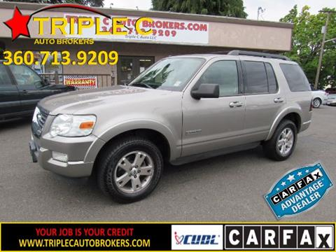 2008 Ford Explorer for sale in Washougal, WA