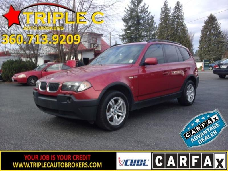 Bmw Car Warranties Financing For Sale Washougal Triple C Auto Brokers - 2004 bmw models