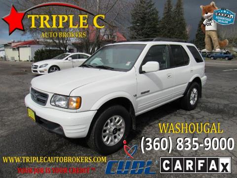 2000 Honda Passport for sale in Washougal, WA