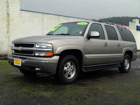 2000 Chevrolet Suburban for sale at Triple C Auto Brokers in Washougal WA