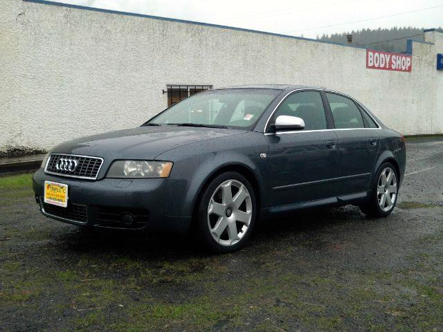 2005 Audi S4 Quattro Awd 4dr Sedan In Washougal Wa Triple C Auto Brokers