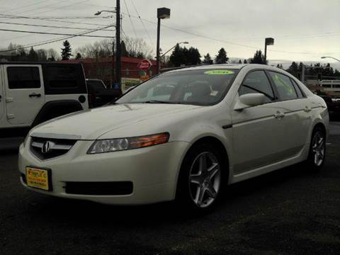2006 Acura TL for sale at Triple C Auto Brokers in Washougal WA