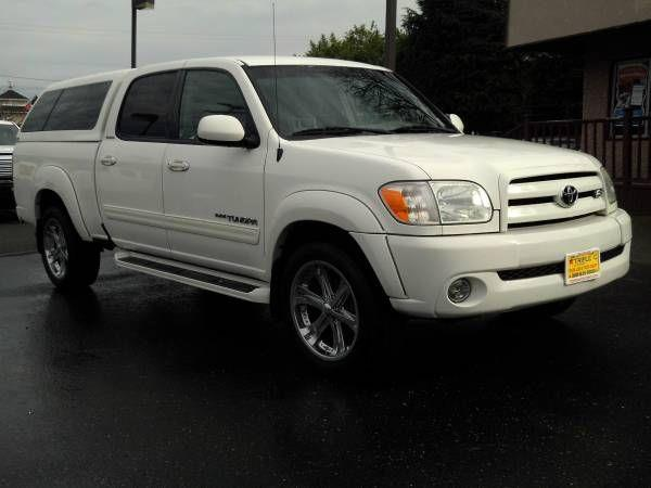 2005 Toyota Tundra 4dr Double Cab Limited Rwd Sb V8 In