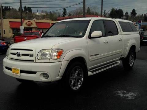 2005 Toyota Tundra for sale at Triple C Auto Brokers in Washougal WA