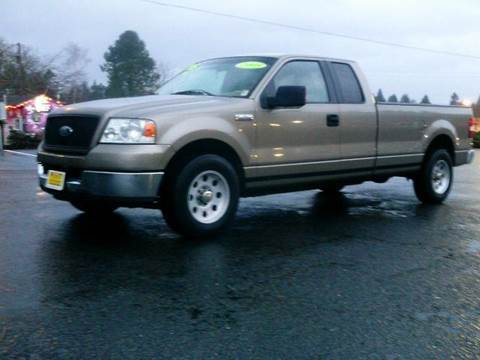 2005 Ford F-150 for sale at Triple C Auto Brokers in Washougal WA