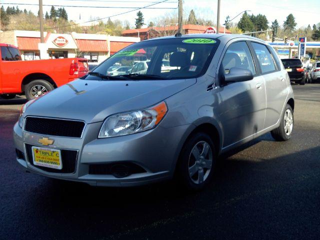 2010 Chevrolet Aveo for sale at Triple C Auto Brokers in Washougal WA