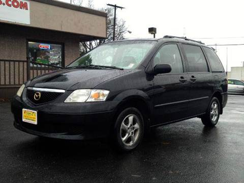 2002 Mazda MPV for sale at Triple C Auto Brokers in Washougal WA