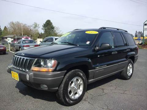 2002 Jeep Grand Cherokee for sale at Triple C Auto Brokers in Washougal WA