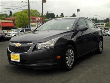 2011 Chevrolet Cruze for sale at Triple C Auto Brokers in Washougal WA