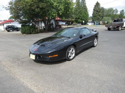1997 Pontiac Firebird for sale in Washougal, WA