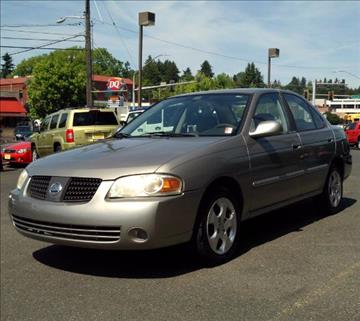 2006 Nissan Sentra for sale at Triple C Auto Brokers in Washougal WA