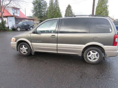 1997 Pontiac Trans Sport