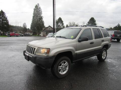 2004 Jeep Grand Cherokee for sale at Triple C Auto Brokers in Washougal WA