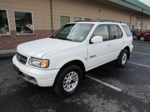 2000 Honda Passport for sale at Triple C Auto Brokers in Washougal WA