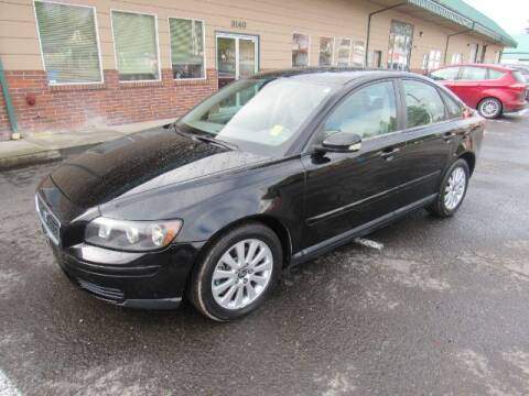 2005 Volvo S40 2.4i for sale at Triple C Auto Brokers in Washougal WA